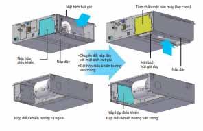 Điều Hòa Nối Ống Gió Daikin Inverter 2 Chiều 20.500 BTU (FBA60BVMA9/RZA60DV2V)