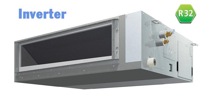 Điều Hòa Nối Ống Gió Daikin Inverter 2 Chiều 24.200BTU (FBQ71EVE/RZQ71LV1) Điều Khiển Không Dây (BRC4C65)