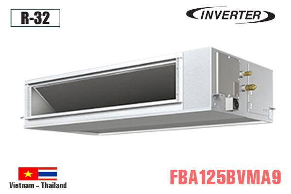 Điều hòa nối ống gió Daikin inverter 45.000BTU 2 chiều FBA125BVMA9/RZA125DV1