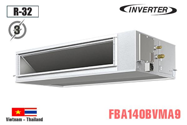 Điều hòa nối ống gió Daikin inverter 50.000BTU 2 chiều FBA140BVMA9/RZA140DY1 3 pha