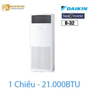 Điều hòa tủ đứng Daikin inverter 21.000BTU FVA60AMVM