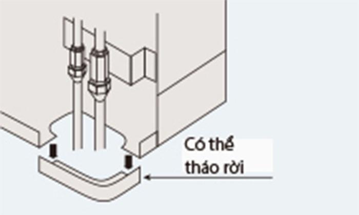 Điều hòa Tủ đứng Daikin 2 chiều 28.000BTU (FVQN71AXV1/RQ71CGXV1)