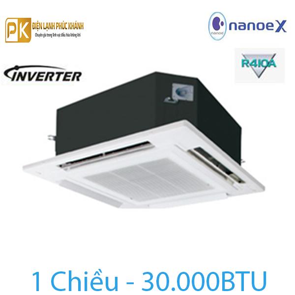 Điều hòa âm trần Panasonic 1 chiều 30000Btu Inverter S-30PU2H5-8/U-30PS2H5-8