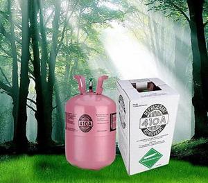 Sử dụng gas r410 thân thiện môi trường