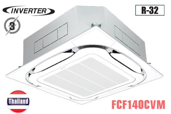 FCF140CVM/RZA140DY1, Điều hòa âm trần 50000BTU Daikin 2 chiều inverter