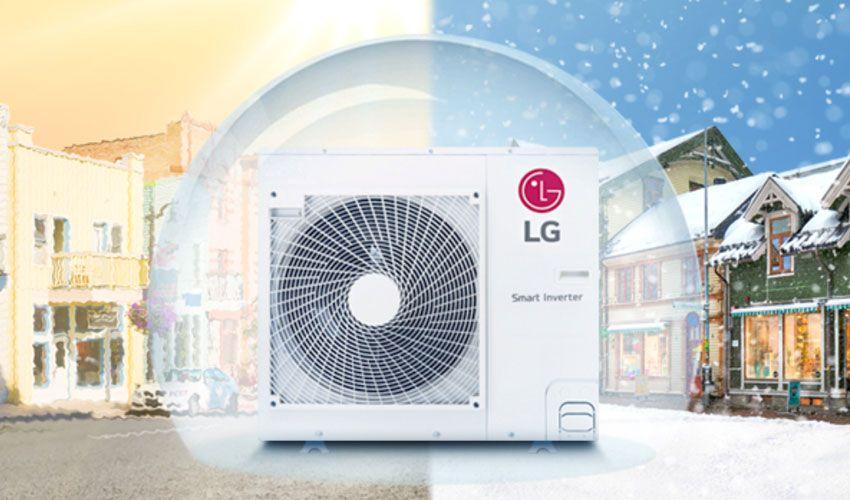 Đánh giá điều hòa cây LG 2020 giá rẻ chất lượng cao